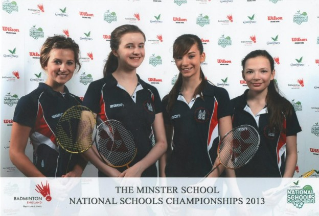 National Inter-Schools Badminton Competition Final 2013 – Years 7-9 – 20th April 2013